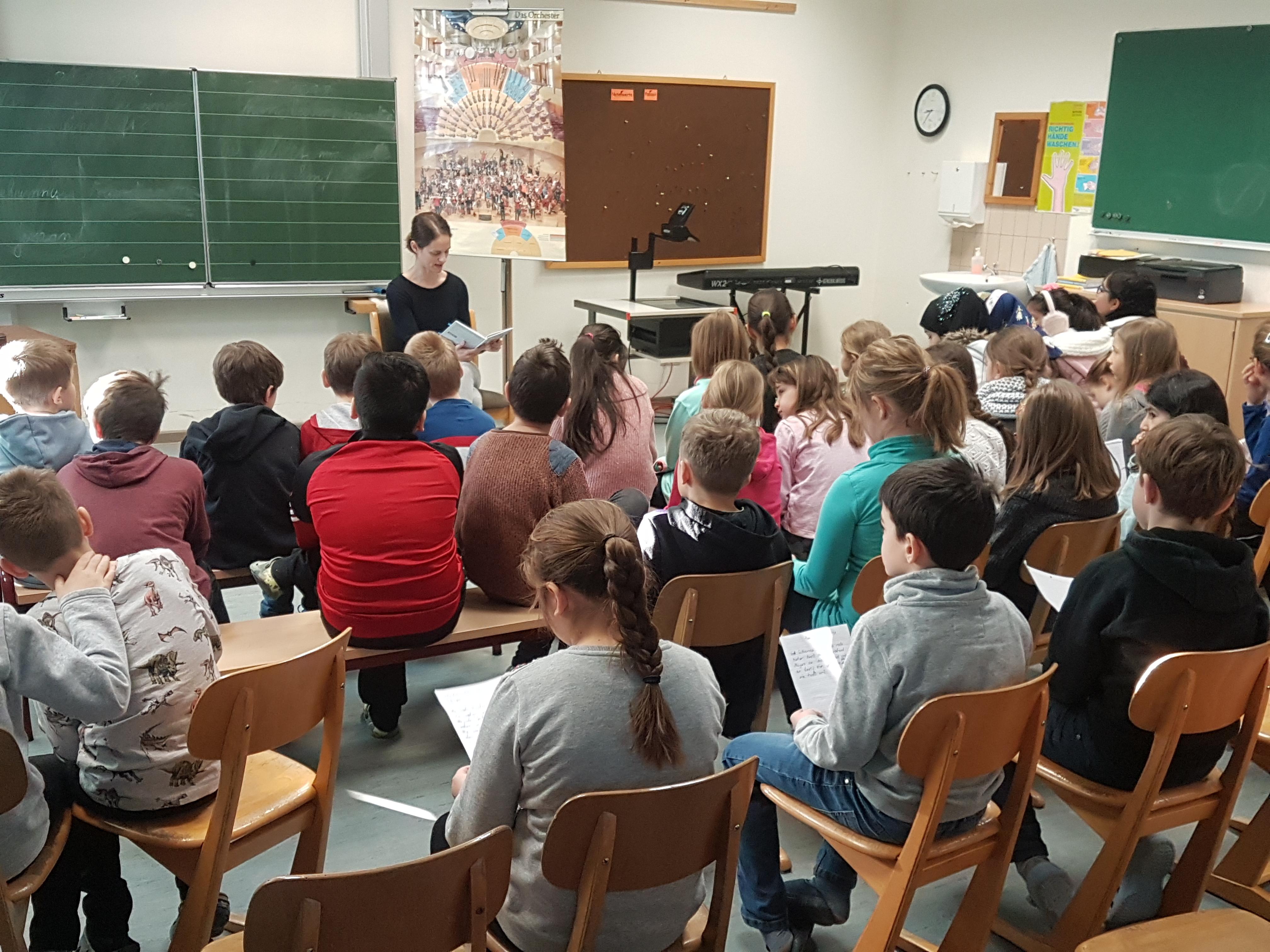 Lesung Kleinlangheim